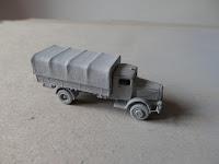 Bussing Nag 4500 Truck