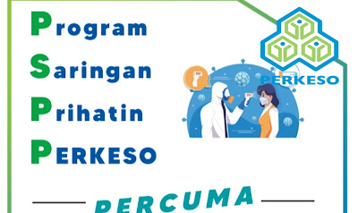 Semakan Keputusan Program Saringan Prihatin PERKESO 2020 PSP Online
