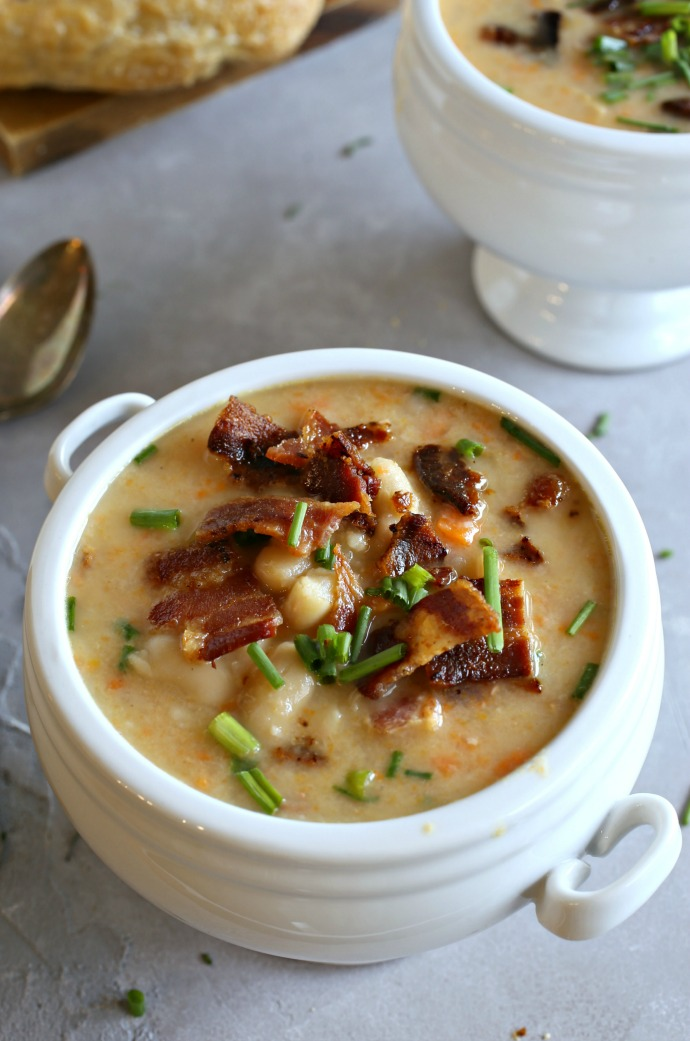 White-Bean-Stew-with-Bacon-1