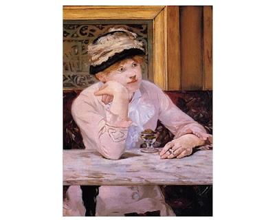 Plum - E. Manet 1878