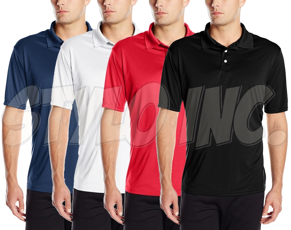 Dri-Fit Polo Shirts 6pcs Bundle
