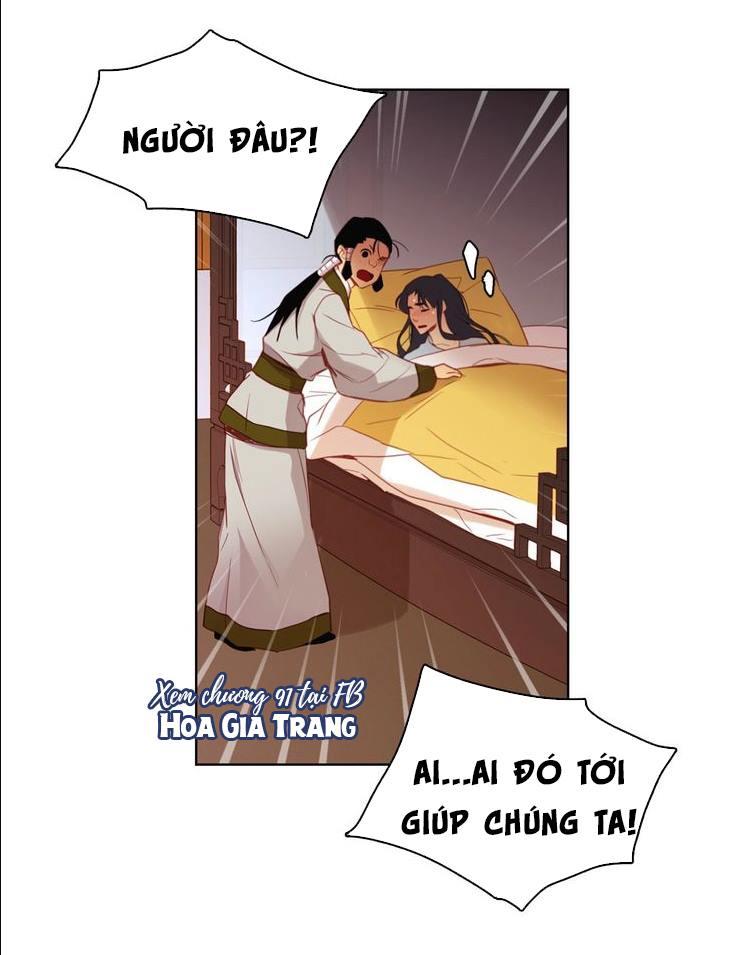 Ác nữ hoàng hậu chap 90 - Trang 57