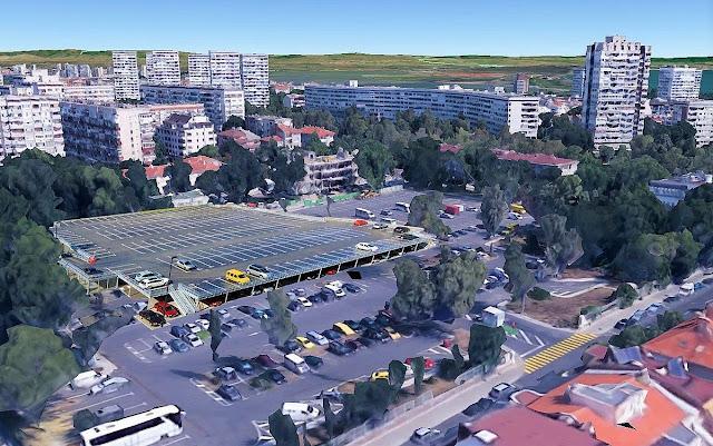Строят втори етаж над общински паркинги в Бургас