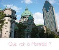 Canada : Guide pratique de Montréal pour touriste aventurier
