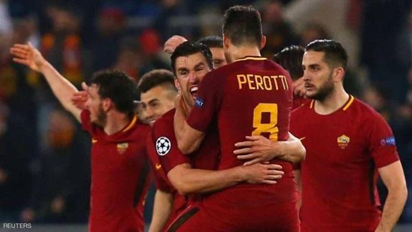 اهداف مباراه روما وباشاك شهير في الدوري الاوروبي اليوم الخميس 19-9-2019