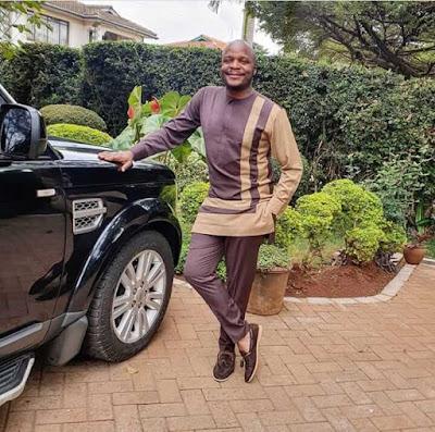 Felix Udiwuor alias Jalang'o leaves Milele FM Pictures and Photos