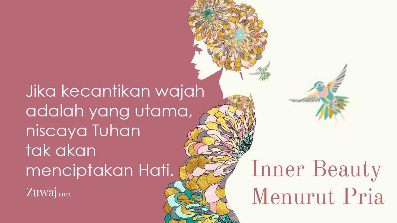 inner beauty menurut pria by Zuwaj.com