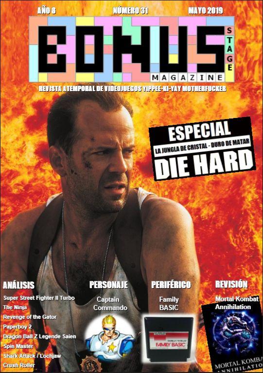 Bonus Stage Magazine #31 Especial Die Hard (31)
