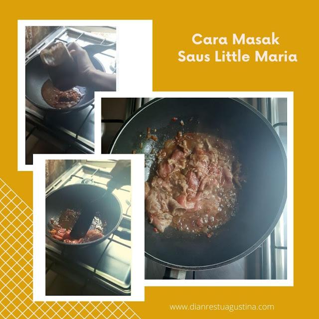 Premium Suace Little Maria