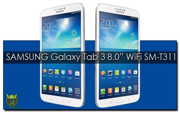 S.W Update T311XXSBQB2 | Samsung Galaxy Tab 3 SM-T311