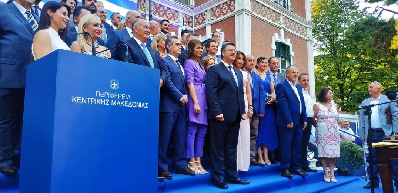 Η ορκωμοσία του νέου Περιφερειακού συμβουλίου (φωτο)