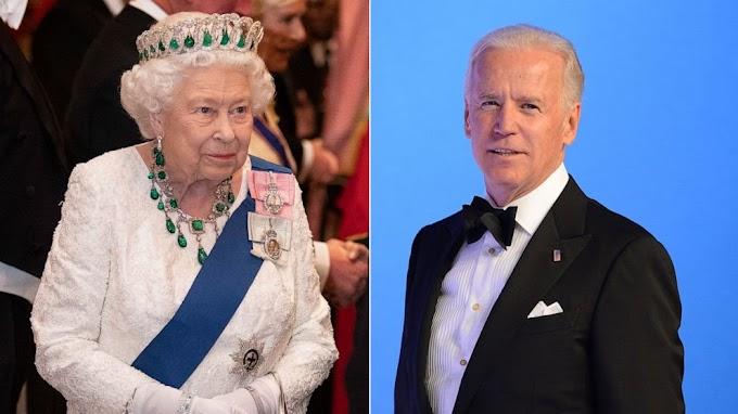 Biden, başkan olarak ilk yurtdışı gezisinde Kraliçe Elizabeth ile görüşecek