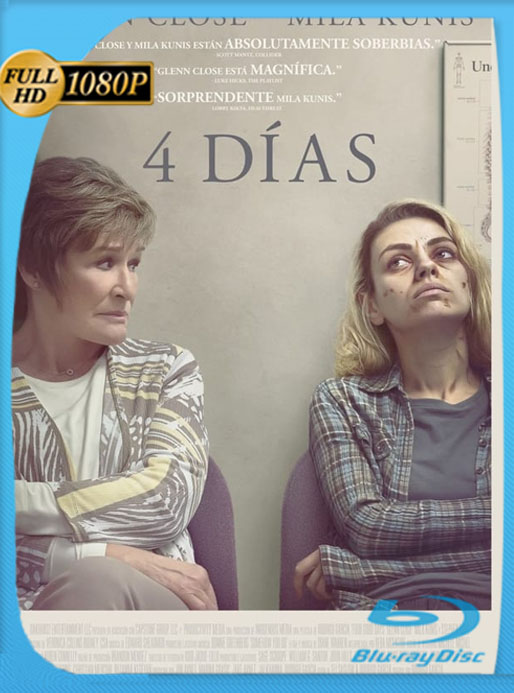 4 Dias (2021) HD [1080p] Latino [GoogleDrive] GeyserGP