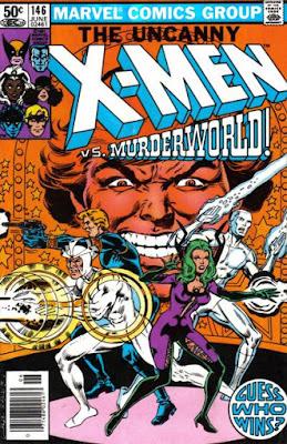 Uncanny X-Men #146, Arcade