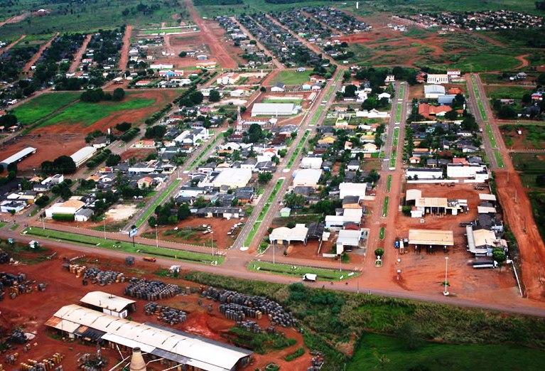 Itaúba, História e Geografia de Itaúba | Mato Grosso