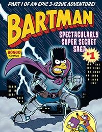 Simpsons One-Shot Wonders: Bartman Spectacularly Super Secret Saga