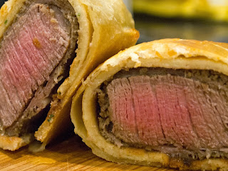 Beef wellington recipe dissert from england english chef all ingredient forumfinder Gallery