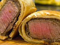 Beef Wellington Recipe, Dissert from England