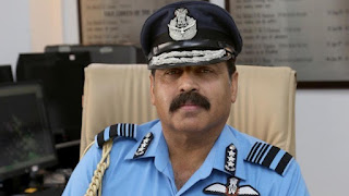 2- Air Marshal RKS Bhadauria appointed as new Air Chief