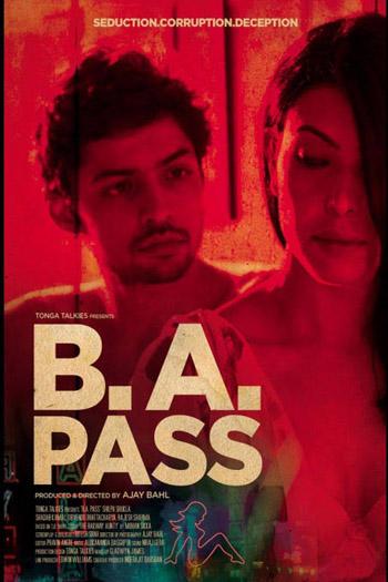 B.A Pass 2012 ORG Hindi Movie WEBDL 480p 300MB