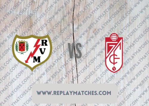 Rayo Vallecano vs Granada -Highlights 29 August 2021