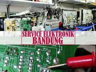 tempat service elektronik terdekat di Bandung