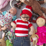 DIY Wheres Waldo Costume