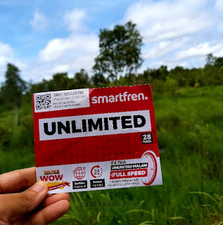 Smartfren Unlimited full speed ruliretno.com
