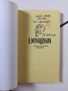 Endorphin: Kumpulan Cerita dan Rupa