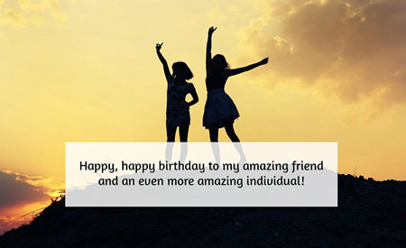 Latest Birthday Wishes | Quotes | Messages and Images for College Best Friends