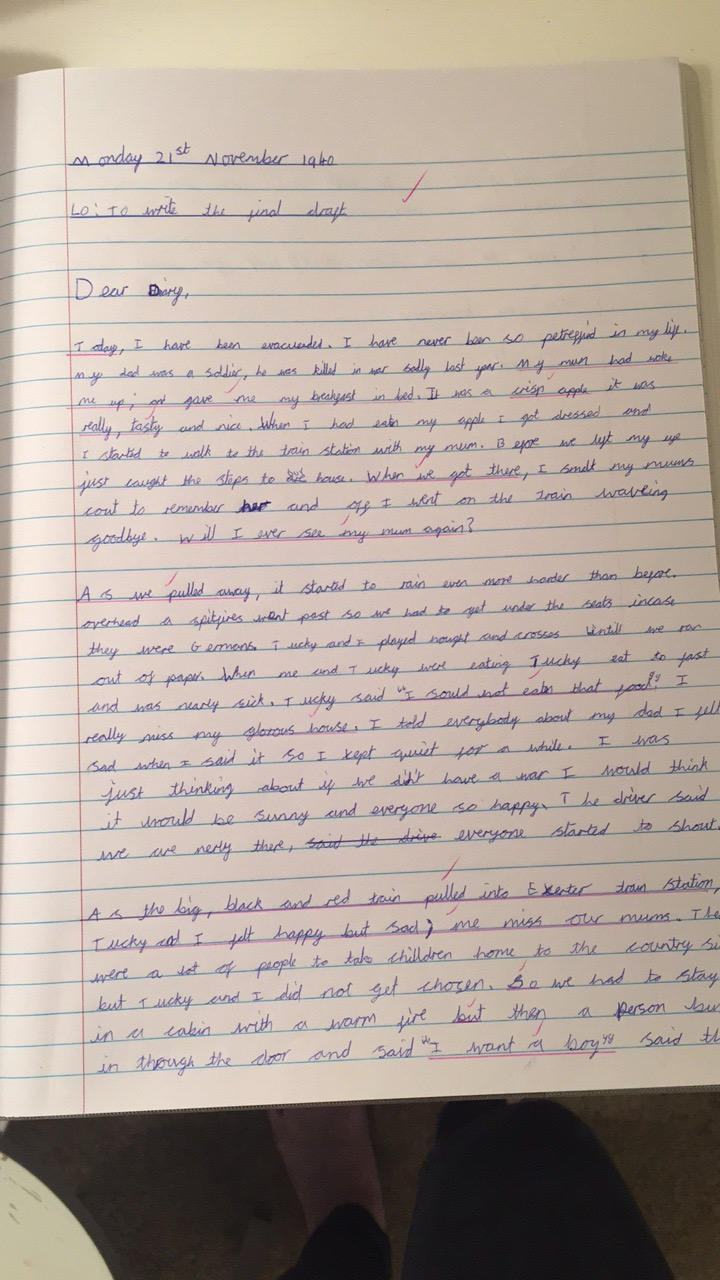 world war ii diary essay The top resource for world world 2 information on the internet  world war 2 summary world war 2,  world war ii produced about 50 million deaths,.