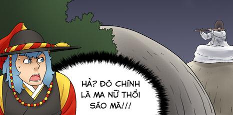 Kim Chi & Củ Cải (bộ mới) phần 231: Ma nữ thổi sáo