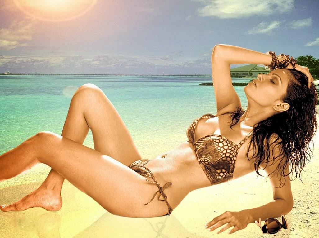 Sherlyn Chopra Nude Images