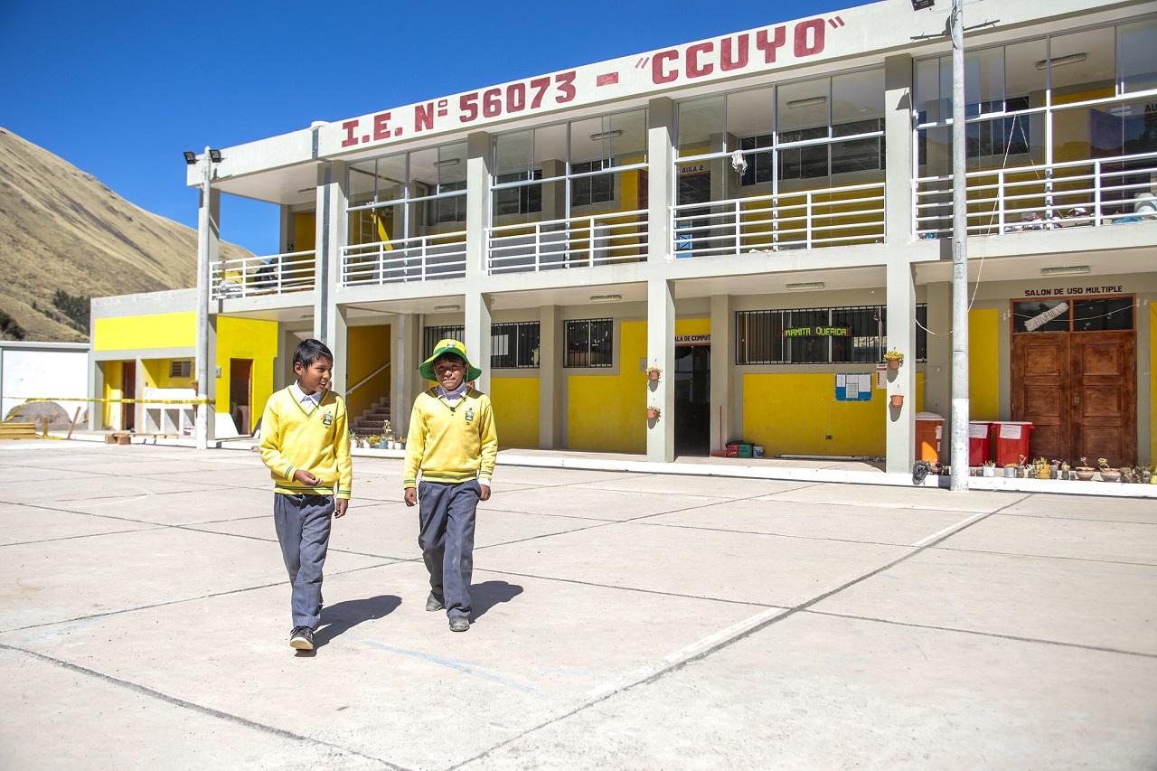Escuela 56073 - Ccuyo