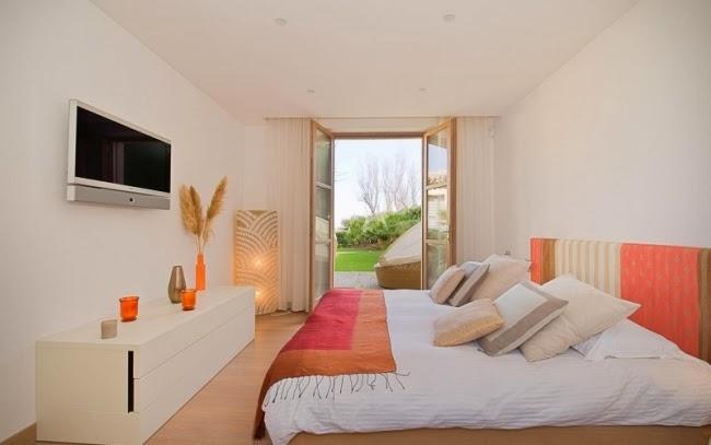 Fotos de dormitorios modernos peque os dormitorios for Decoracion habitacion matrimonio moderna
