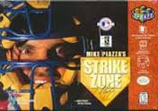 Mike Piazza s Strike Zone