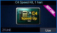 C4 Speed Kit
