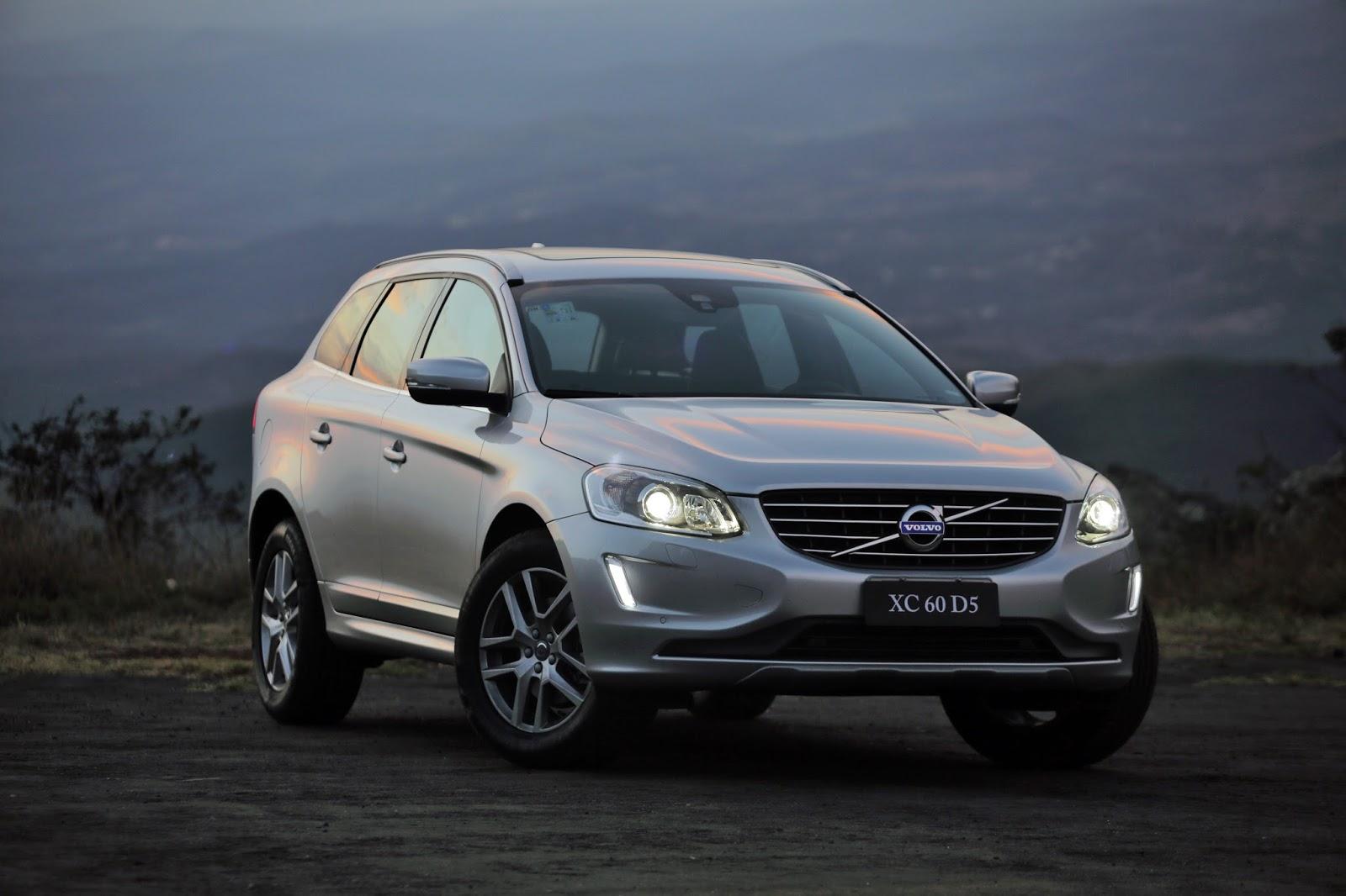 Com novo motor, Volvo XC60 chega à linha 2017  preços partem de R  199.950 0221c68440