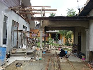 Rumah Idaman : Porch Tangga