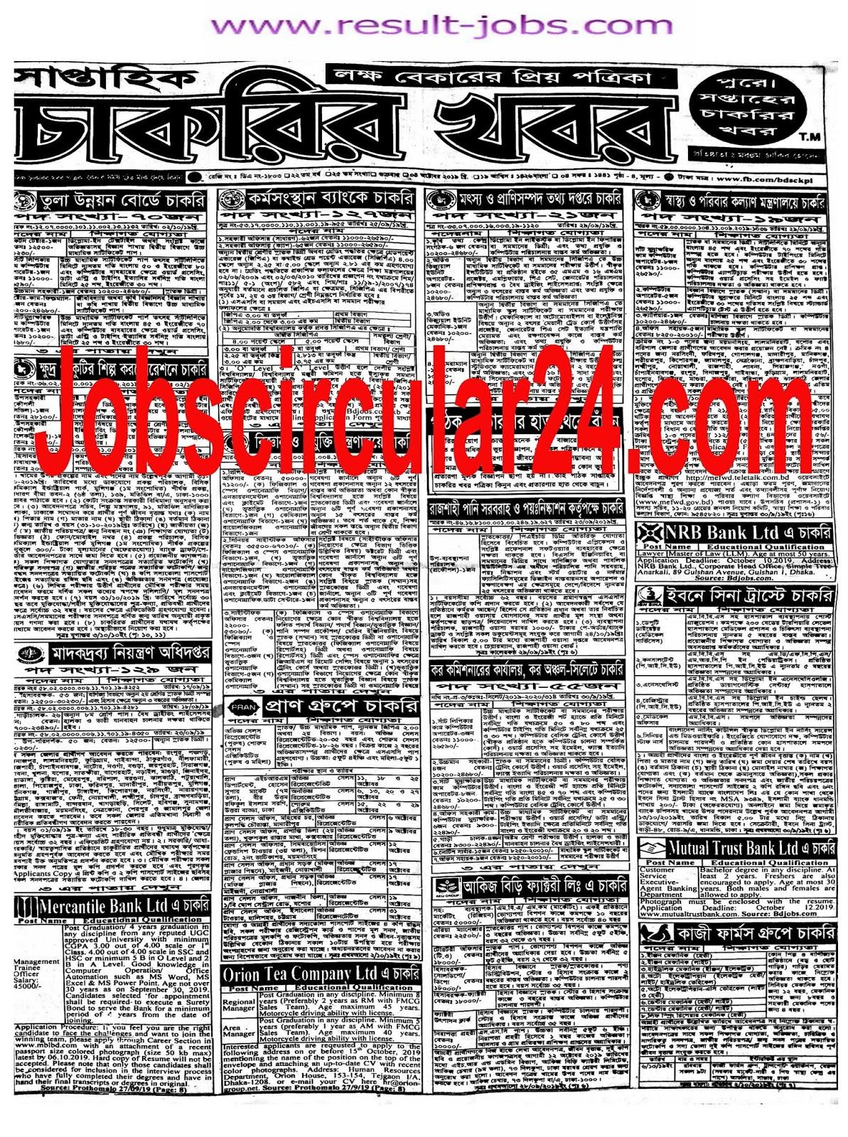 ajker chakrir khobor, ajker chakrir potrika, all job news, all jobs bd newspaper, bangladesh job news, bank job news, bd govt chakrir khobor, bd govt job circular, bd govt jobs, bd job circular, new job today 2019, bd job news bangla, bd job news com,weekly chakrir khobor bangla newspaper publish, b