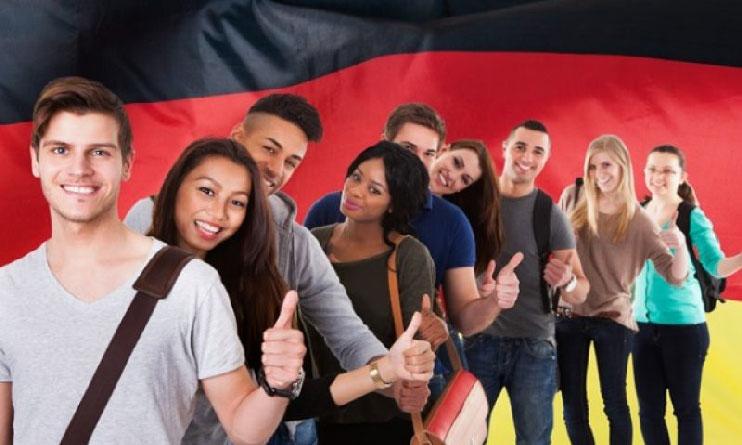 Đơn xin học bổng du học Đức