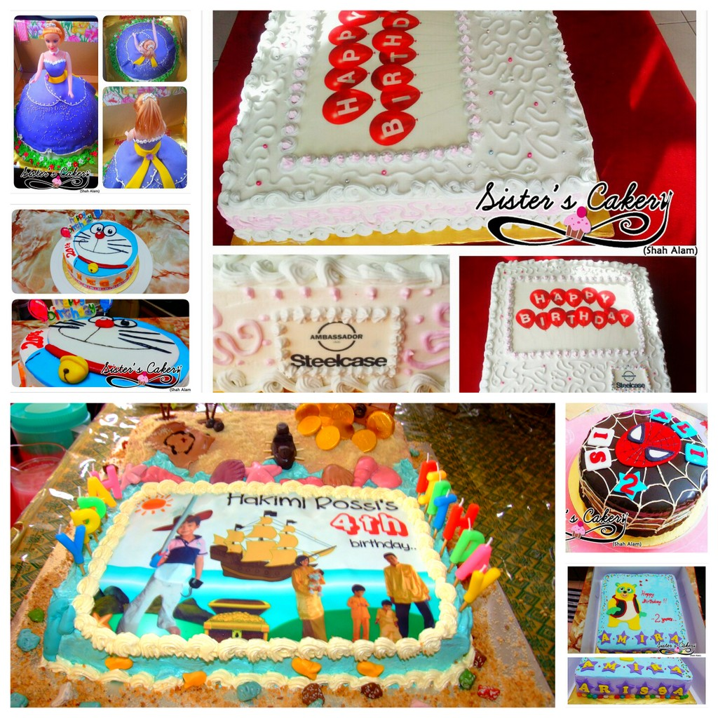 Sisters Cakery Cake List And Price