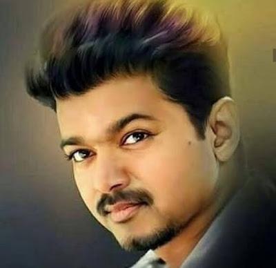 Indian Actor Vijay Photos