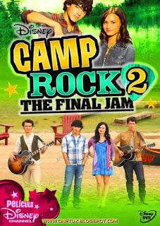Camp Rock 2 The Final Jam (2010) แคมป์ร็อค 2 แจมรักจังหวะร็อค