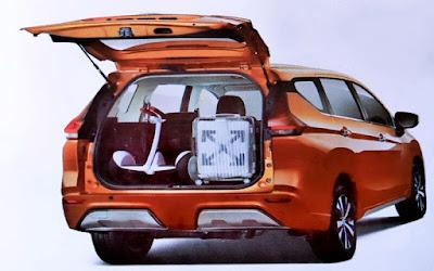 Gambar Spesifikasi Nissan Livina EL MT