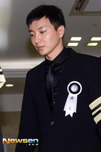 Nenek moyang Super Junior Leeteuk Meninggal Dunia