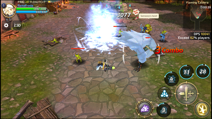 Dragon Nest M - SEA Mod