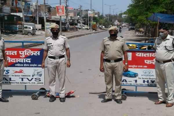 faridabad-police-lodged-10-fir-11-people-arrested-2-april-2020-news