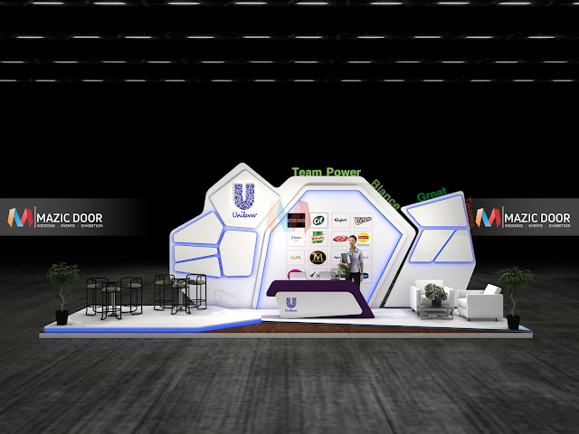 Designing of Exhibition Stall image 01