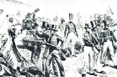 Tahun 1803 Perang Padri Terjadi Di Sumatra Barat